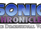 Sonic Chronicles 2 : The Dimensional Void