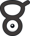 201Unown V Dream