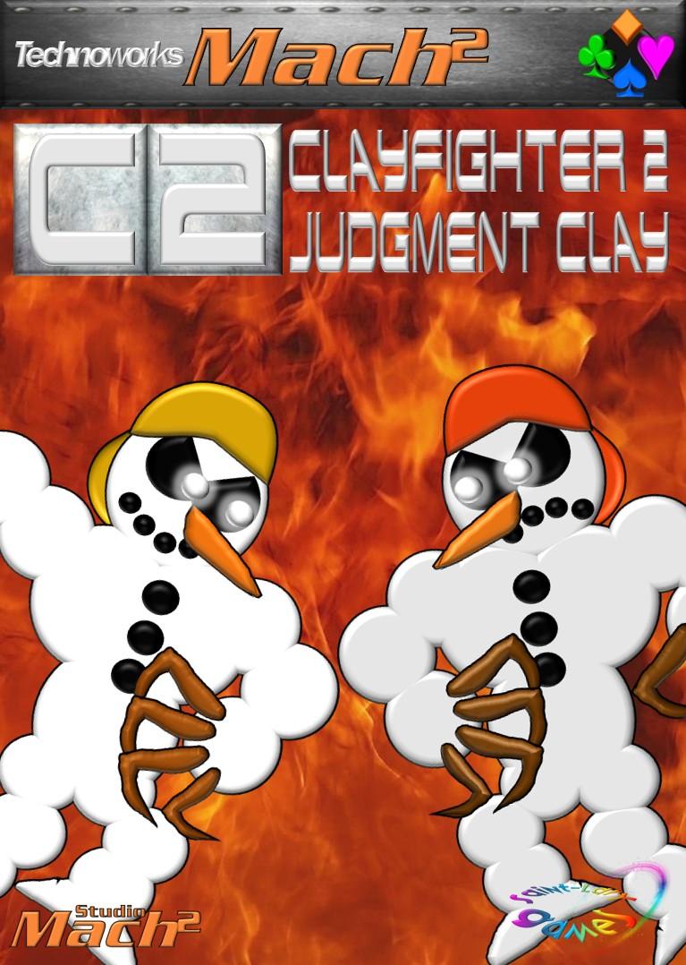 ClayFighter 2: Mach² Edition