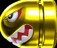 Bouncing Bullet Bill - SMW2