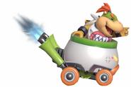 4.7. Bowser Jr's Clown Kart