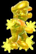 6.Golden Mario Standing