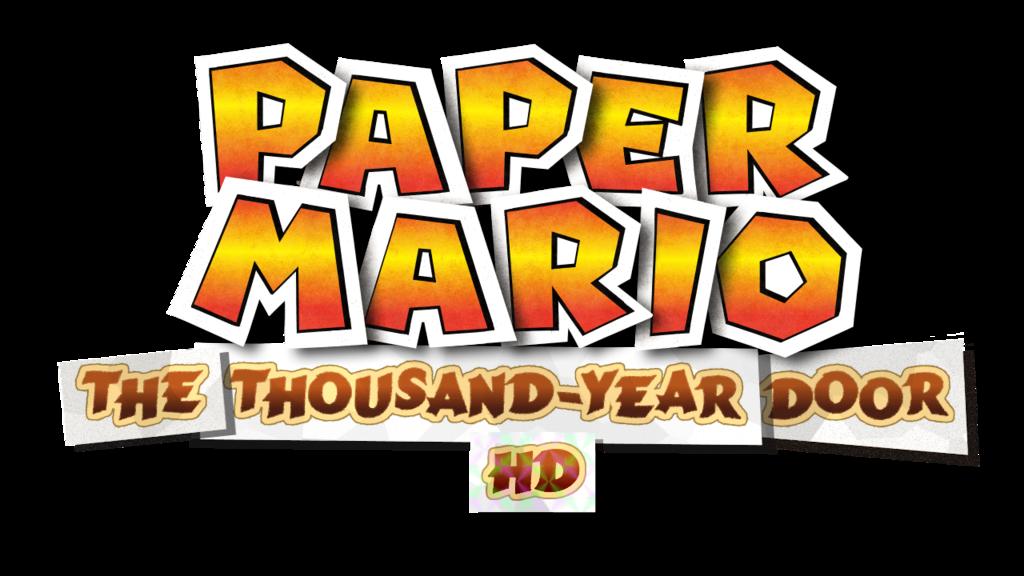 Paper Mario: The Thousand Year Door HD