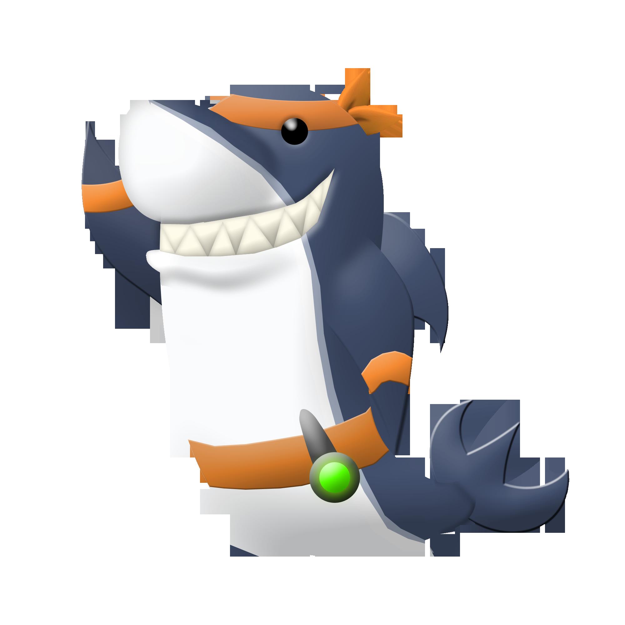 Guppy the Shark