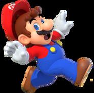 Mario artwork (Mario Party 10)