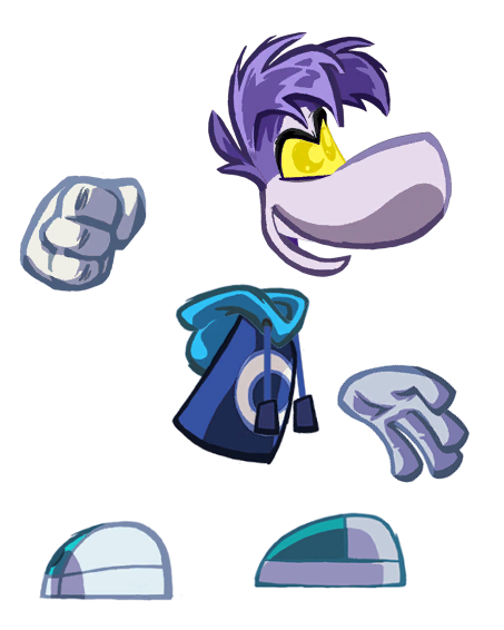 Darkman (Dark/Bad Rayman)
