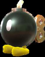 3.0.Bob-Omb Standing