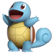 1.2.Squirtle Cheering