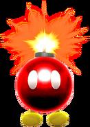 3.5.Bob-Omb preparing to explode