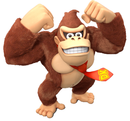 Donkey Kong (SSB5.)