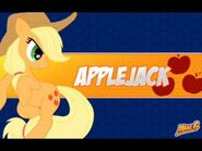 MLP- Fighting is Magic - Applejack's Theme (Super-Extended Version)