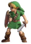 1.1.Young Link Standing