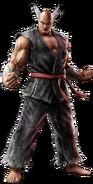 Marvel vs capcom 3 heihachi mishima by kingoffiction-dbjobgp