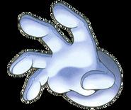 SSB64 Master Hand