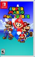 Super Mario Multiverse Boxart