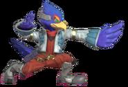 2.2.Falco's wing strike
