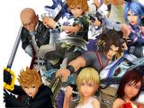 Dissidia Kingdom Hearts