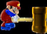 0.5.Jumpman Swinging a Hammer