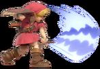 1.13.Goron Tunic Link Swinging his sword
