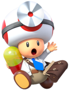 Dr. Toad 2 - Dr. Mario World