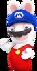 JSSB Rabbid Mario alt 4