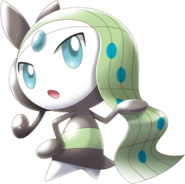 Meloetta Rumble U