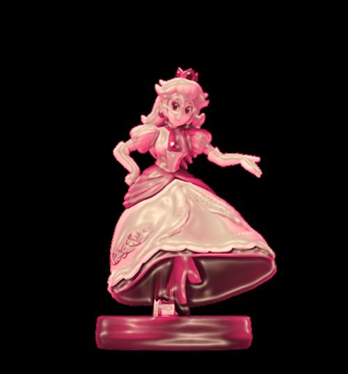 Amiibo/Pink Gold Peach