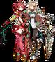 Pyra and Mythra XC2