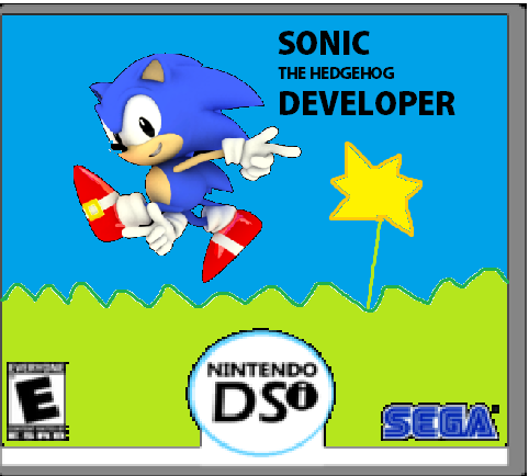 Sonic the Hedgehog Developer