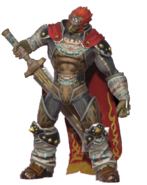 1.4.Ganondorf Pulling out his Sword
