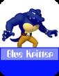 Blue Kritter MR