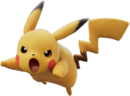 Pikachu - Pokemon Mewtwo Strikes Back Evolution