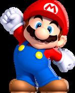 Small Mario NSMBU