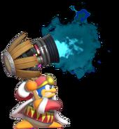 1.15.King Dedede Preparing his Jet Hammer