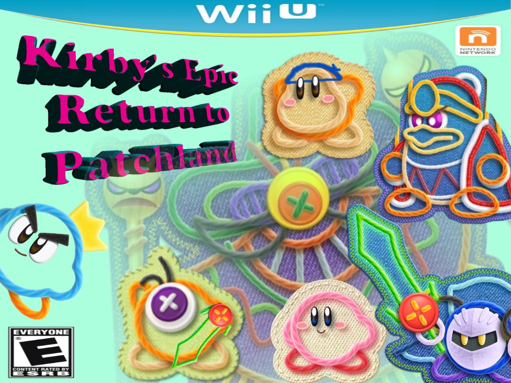 Kirby's Epic Return to Patchland