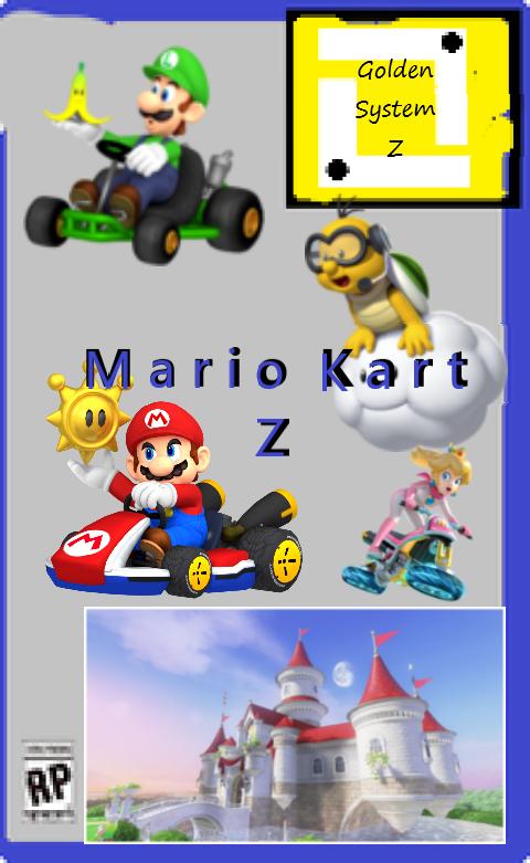 Super Mario Kart Z