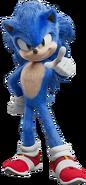 Sonic - Sonic the Hedgehog (Movie)