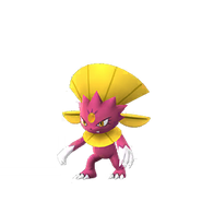 Weavile GO Shiny Male