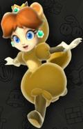 Tanooki (Kitsune) Daisy
