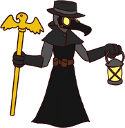 MMI PlagueDoctor