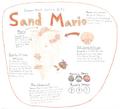 Sand Mario SMG2.5