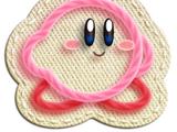 Yarn Kirby (Super Smash Bros. Zenith)