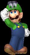 Luigi and helmersmile