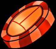 TAGOS Token Orange