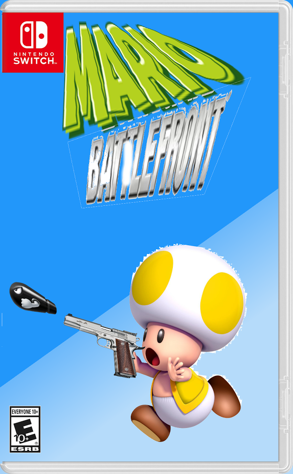 Mario Battlefront 2018