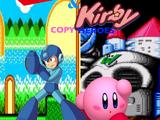 Mega Man and Kirby: Copy Heroes