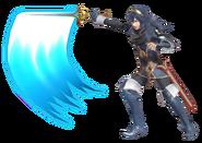 1.5.Lucina swinging her sword