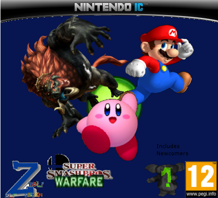 Super Smash Bros. Warfare