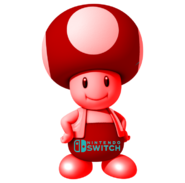 Nintendo Switch Toad