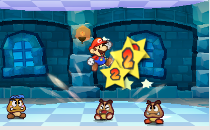 Paper Mario: Time and Tide